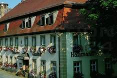 Brauerei-Gasthof Hartmann - Function room in Scheßlitz - Family celebrations and private parties
