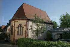Die Nikolauskapelle - Wedding venue in Frankfurt (Main)
