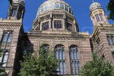 Neue Synagoge Berlin - Centrum Judaicum - Galerie in Berlin