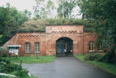 Fort Gorgast - Shelter in Küstriner Vorland