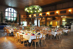 Weißes Brauhaus zu Kelheim - Event venue in Kelheim - Family celebrations and private parties