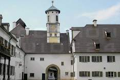 Schloss Scherneck - Palace in Rehling