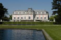 Schloss  Benrath - Auditorio in Düsseldorf