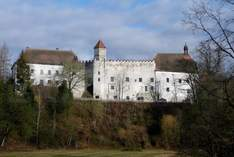 Schloss Ortenburg - Castello in Ortenburg