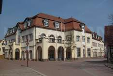 Stadthalle Apolda - Festival hall in Apolda