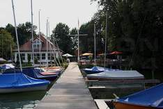 Clubhaus am Maschsee - Marina in Hannover