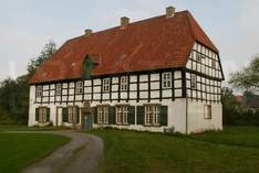 Haus Werburg - Manor house in Spenge
