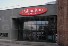 Palladium - Festival hall in Cologne
