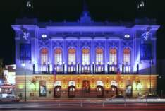 Stage Theater des Westens - Hall in Berlin - Work party