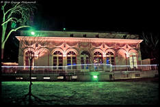 Diskothek Odeon - Nightclub in Frankfurt (Main) - Work party
