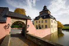 Burg Kirspenich - Location per matrimoni in Bad Münstereifel - Matrimonio