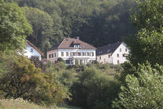 Hofgut Hohenstein - Manor house in Lautertal (Odenwald) - Work party