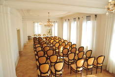 Palais von Hausen - Wedding venue in Lorsch (Karolingerstadt) - Exhibition