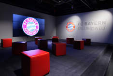 FC Bayern Erlebniswelt - Unusual venue in Munich - Exhibition