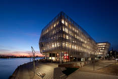 Unilever-Haus Hamburg, HafenCity - Location di design in Amburgo - Festa aziendale