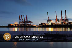 Panorama Lounge - Atelier in Hamburg - Ausstellung