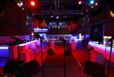 Rudas Studios - Nightclub in Düsseldorf - Exhibition