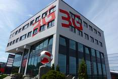 3G Kompetenzzentrum - Location di design in Fulda - Mostra