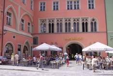 Haus Heuport - Event venue in Regensburg - Wedding