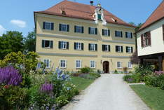 Gut Mergenthau - Manor house in Kissing - Exhibition
