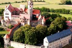 Burg Ronneburg - Castle in Ronneburg - Exhibition