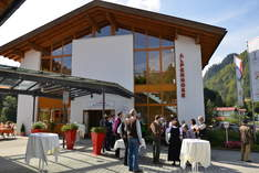 Kongresszentrum Restaurant Café Alpenrose - Convention centre in Oberstdorf - Exhibition