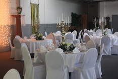 Settele Event - Wedding venue in Neu Ulm - Work party