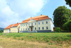 Schloss Ludwigsthal - Palace in Lindberg - Exhibition