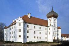 Schloss Hohenkammer - Wedding venue in Hohenkammer - Exhibition