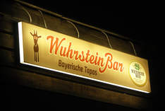 WuhrsteinBar - Bar in Schleching - Work party