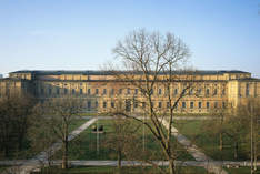 Alte Pinakothek - Museum in Munich - Work party