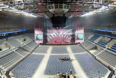 SAP Arena - Arena in Mannheim - Exhibition