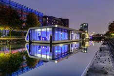KAI 10 - The Floating Experience - Event venue in Hamburg - Company event