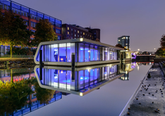 KAI 10 - The Floating Experience - Eventlocation in Hamburg - Firmenevent
