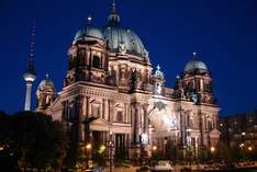 Berliner Dom - Church in Berlin - Work party
