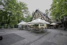 Waldschänke im Tiergarten - Themed dining in Nuremberg - Wedding