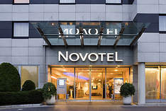 Novotel Düsseldorf City West - Conference hotel in Düsseldorf - Conference