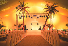 Chamäleon Beach Resort - Event venue in Flörsheim (Main) - Company event