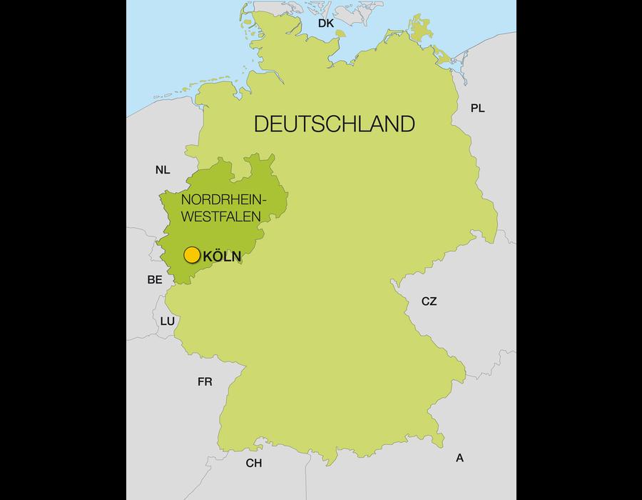 Lage In Köln