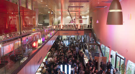 Eventlocation ballhausforum by dolce munich locationguide24 for Dolce munich