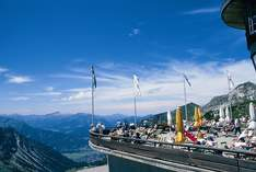 Nebelhorn Bergstation - Event venue in Oberstdorf - Exhibition