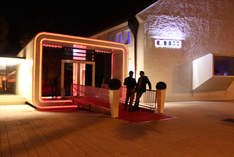 LUX - Event venue in Nuremberg - Company event