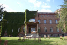 SCHLOSS ARENDSEE - Palace in Nordwestuckermark - Company event