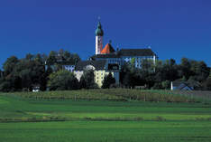 Kloster Andechs - Hochzeitslocation in Andechs - Meeting