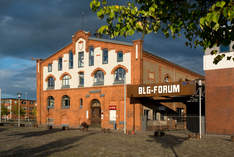Energieleitzentrale  BLG-Forum & Generatorenhalle - Eventlocation in Bremen - Firmenevent