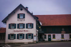 Hotel Landgasthof Krone - Restaurant in Argenbühl - Family celebrations and private parties