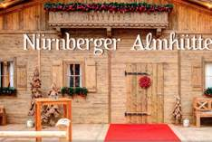 Nürnberger Almhütten - Cabin in Nuremberg - Family celebrations and private parties