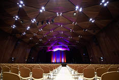 Heinrich-Lades-Halle - Convention centre in Erlangen - Company event