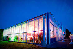 Gwächshaus - Greenhouse in Nuremberg - Company event