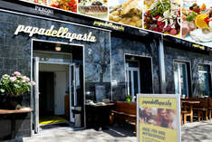 papadellapasta - Event venue in Düsseldorf - Family celebrations and private parties